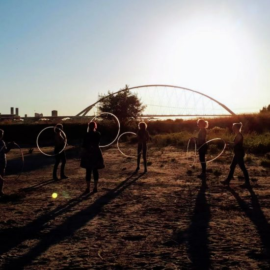 Wat je nodig hebt voor hoopdance - deel 4 uit de 4-delige serie over hoopdance