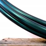 Groene polypro hoepel Medusa Green kopen - De Hoepeljuf hoopdance en hoelahoeps