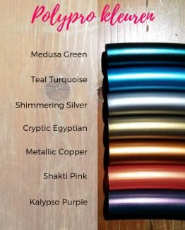 Coloured polypro hoops - Gekleurde polypro hoepels - De Hoepeljuf | hoopdance en hoelahoeps - hoepel winkel hoepel shop kopen