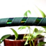 De Hoepeljuf Hoopdance & Hoelahoeps - beginner hoepel Forest kopen