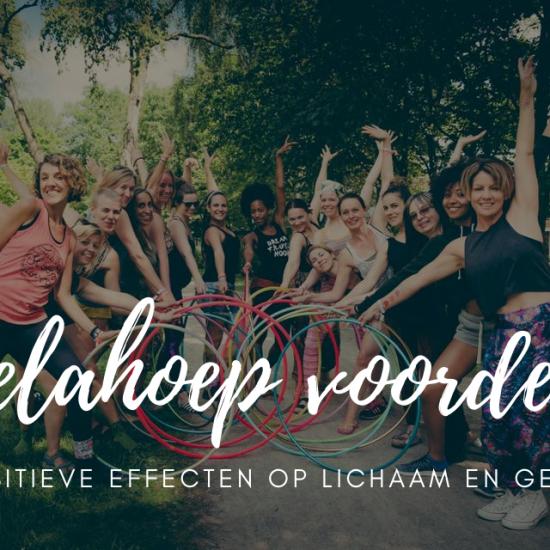 Hoelahoep voordelen: de positieve effecten op lichaam en geest - De Hoepeljuf Hoopdance en Hoelahoeps
