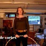 Hoepel trucjes leren - De Vortex - De Hoepeljuf Hoelahoeps en Hoopdance